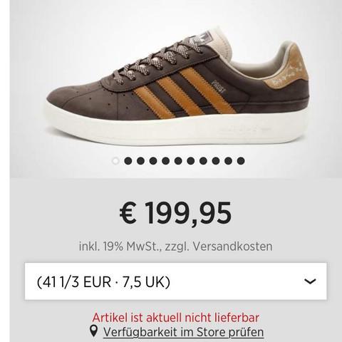 Adidas Oktoberfest  - (Schuhe, adidas, Sneaker)