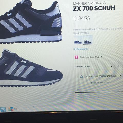 Hier das Bild dazu  - (Schuhe, adidas, personalisieren)