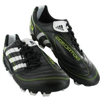 ... schwarz - (Schuhe, Fussballschuhe) ...