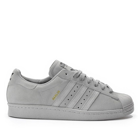Adidas Superstar Grau