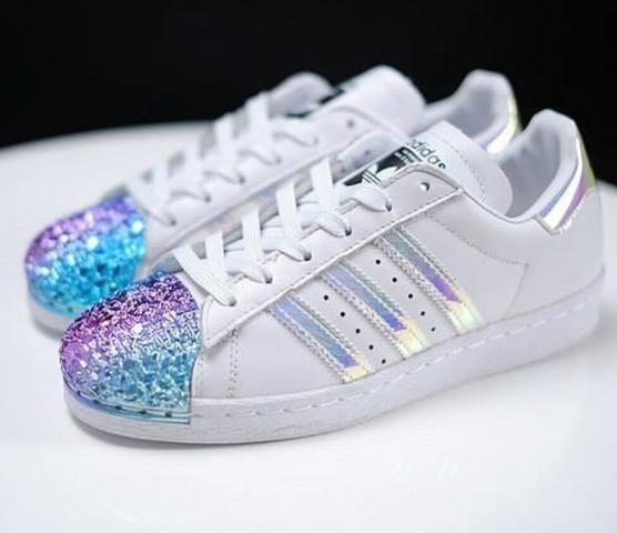 holographic schuhe adidas keine superstar