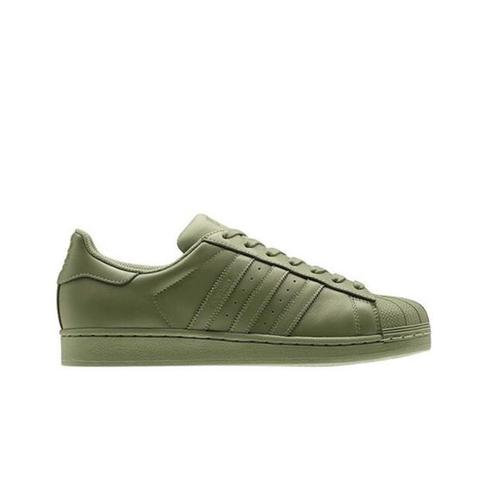 Adidas Superstar Khaki Damen