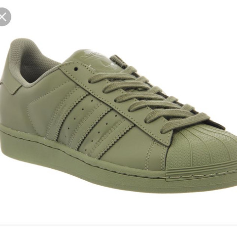 reputable site 783e4 c9164 adidas superstar in supercolor shift olive khaki wo kann ich ...