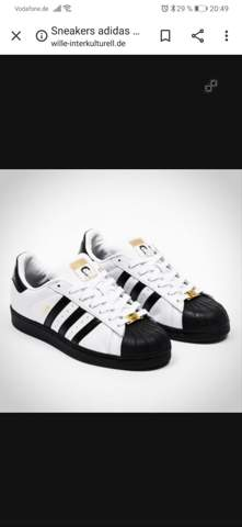 Adidas Superstar Limited Edition? (Schuhe, Sneaker)