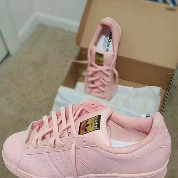 Adidas Superstar rosa (in Stuttgart)? (Geld, Beauty, Schuhe)