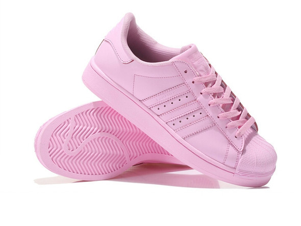 Adidas Superstar Supercolor Light Pink