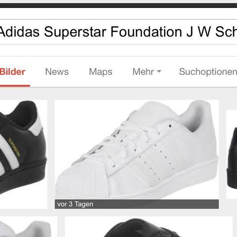 Die weißen da :D - (Schuhe, adidas, weiß)