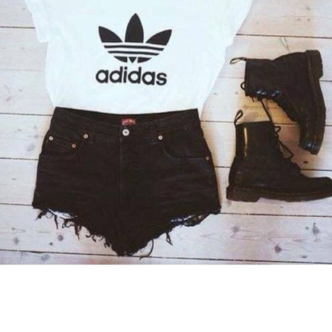 top 1 - (Style, adidas, Top)