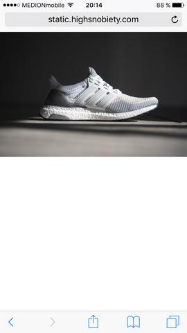 Das sind die ultra boost  - (Schuhe, Nike, adidas)