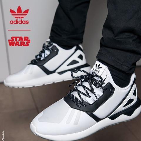 Adidas x Star Wars stormtrooper tubular  - (Schuhe, Star Wars, adidas)