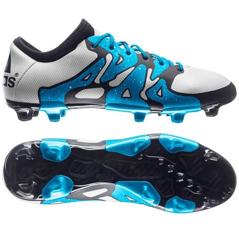 X15.2 Grau/Blau - (Fußballschuhe, alt oder neu, Adidas X)