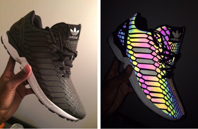 adidas zx flux leuchtend