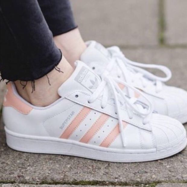 wholesale dealer a003a f248a clearance adidas superstar hellrosa 40 72082 fca6b
