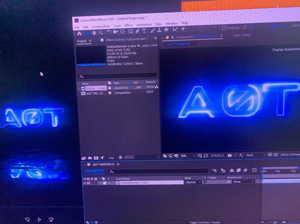 Adobe After Effects Zoom?