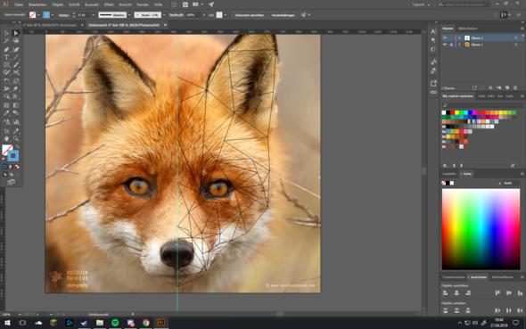 - (Grafik, Adobe Illustrator)