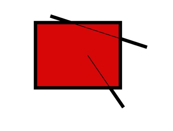 Linien verschwinden nicht komplett! - (Adobe, Illustrator, Vektorengrafik)