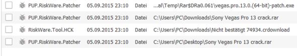 SCREEN VON DEN DATEIEN - (Datei, Hacker, Keylogger)