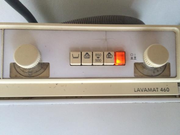 Aeg Lavamat 460 Bedienung Waschmaschine