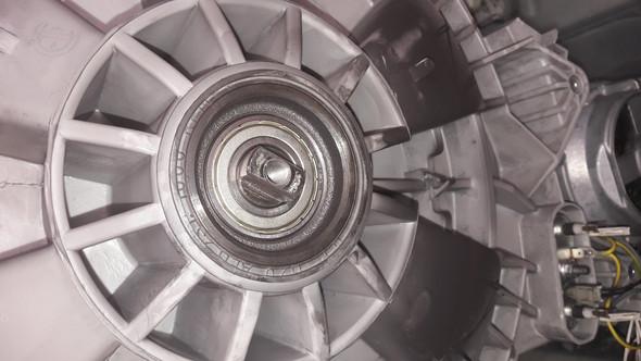 AEG Waschmaschine 54849D Lager tauschen?