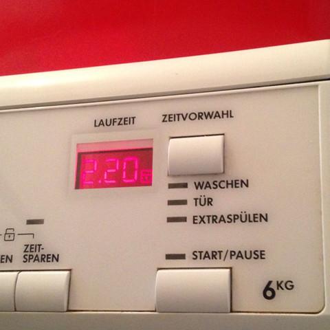 waschmaschine  - (Waschmaschine, Wäsche, Kindersicherung)