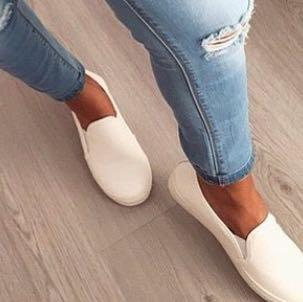 Ähnlich wie Ballerinas - Wie heissen diese Schuhe?