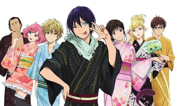 Noragami - (Anime, Serie)