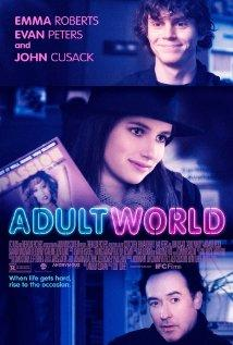 Adult World - (Film, Genre, Indie)