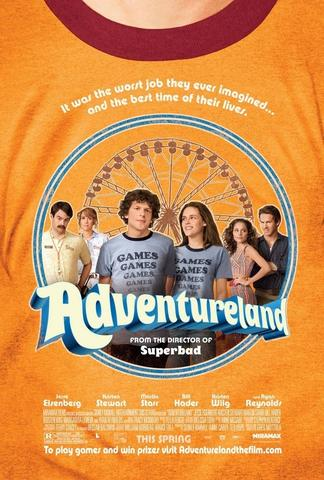 Adventureland - (Film, Genre, Indie)