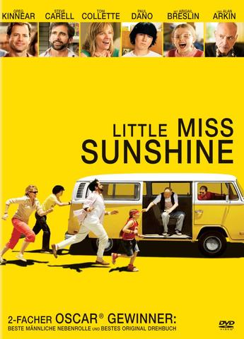 Little Miss Sunshine - (Film, Genre, Indie)