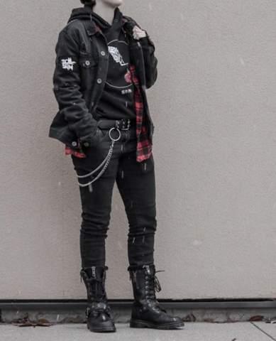 Ähnliche Jacke wie auf dem Bild?