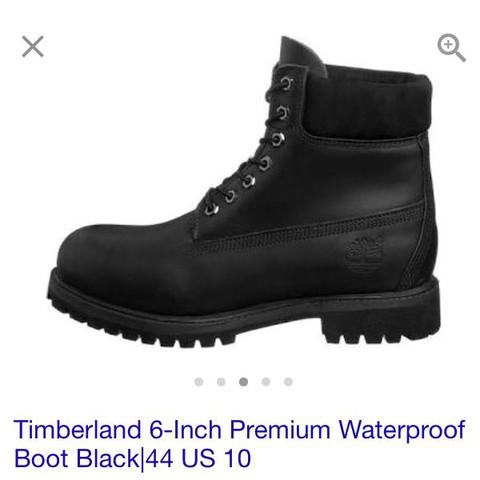 Schwarze boots - (Schuhe, schwarz, Boots)