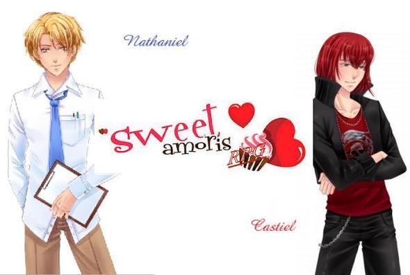 sweet amoris - (Anime, Manga, sweet amoris)
