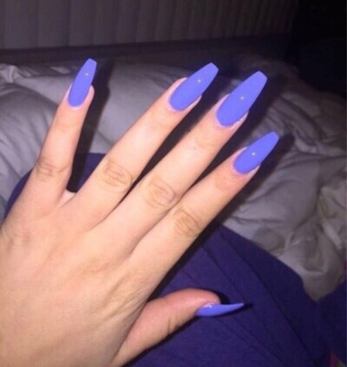 Different Color Acrylic Nail Designs