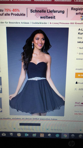 Dieses Kleid - (Online-Shop, Kleid, andere)