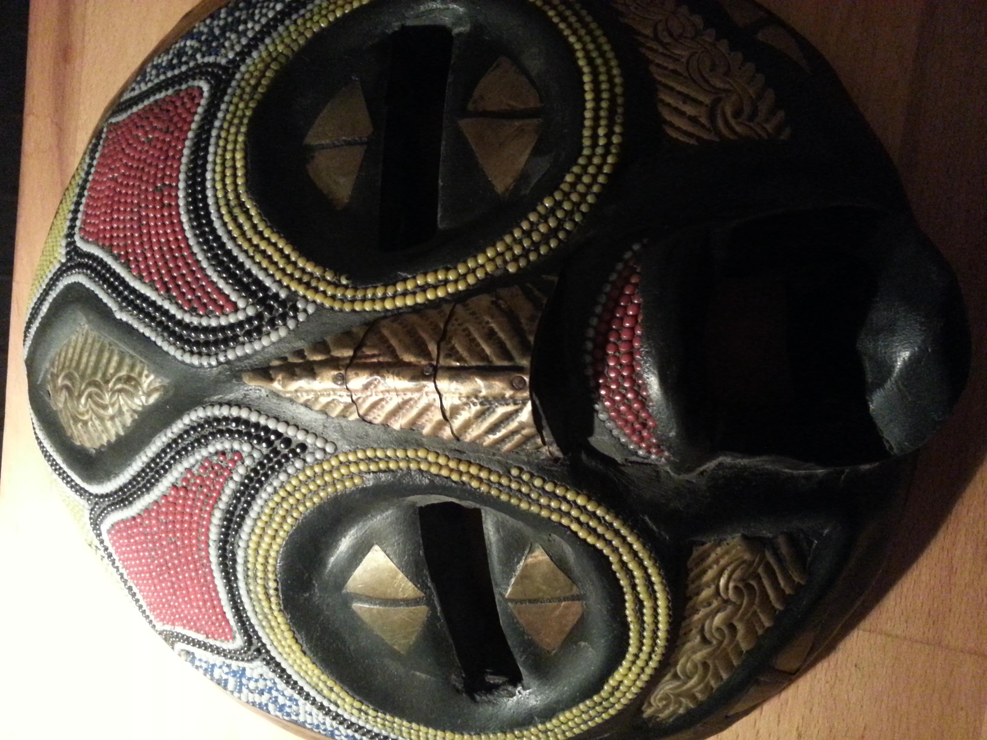 afrikanische masken mondoblogo afrikanische masken. Black Bedroom Furniture Sets. Home Design Ideas
