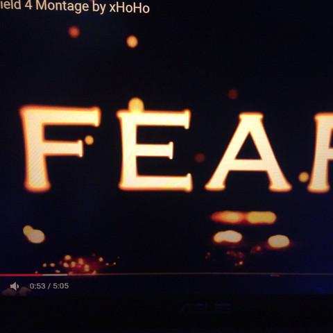 Dieses Feuer Regen - (Videobearbeitung, Sony Vegas, after-effects)