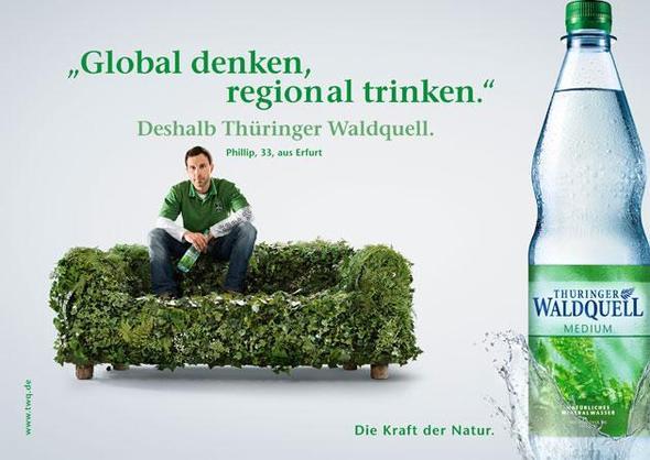Werbung   (Schule, Deutsch, Werbung)
