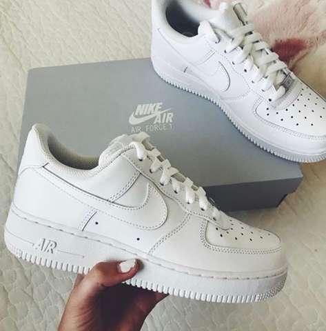 Air force 1 noch im trend? (Schuhe, Nike)