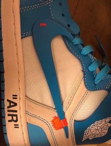 Air Jordan 1 x Off-White NRG Fake oder Real?