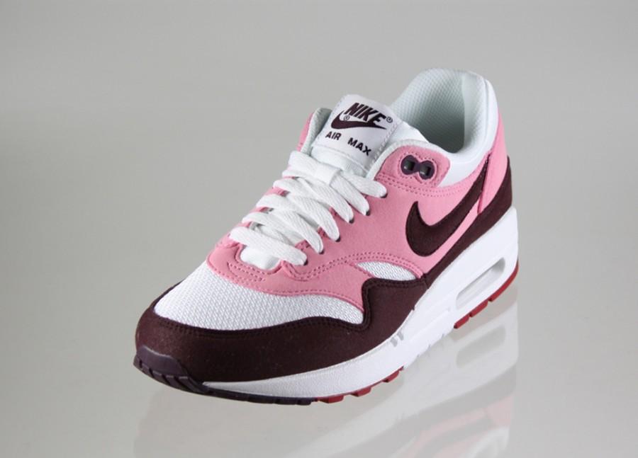Nike Air Max Rot Weiß