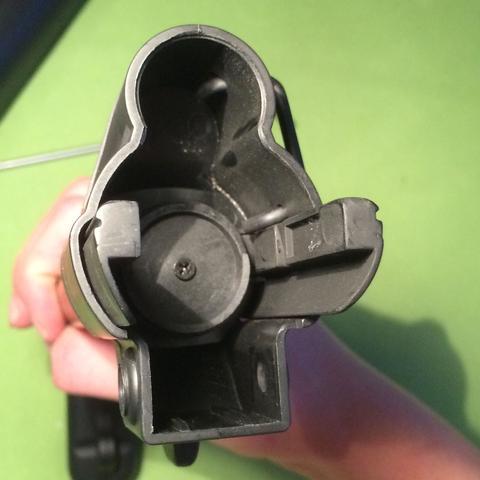 Schulterstütze - (Airsoft, montieren)