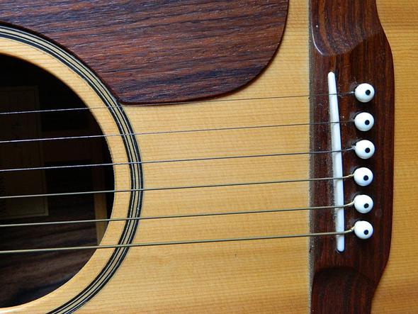 Saiten - (Musik, Gitarre, Akustik)