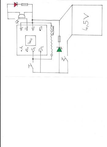 Schaltplan - (Schule, Technik, Schaltplan)