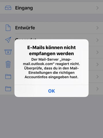 iPhone mail - (Handy, iPhone, Smartphone)