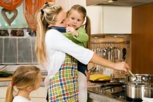 alleinerziehend 2 - (Beziehung, Kinder, Scheidung)