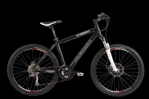 HAWK Blackline 44 - (Fahrrad, Mountainbike, Berge)