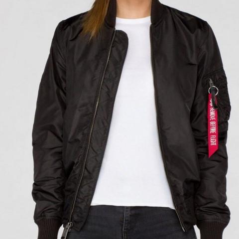 promo code 5cd30 efeb5 Alpha Jacke bei frauen? (Fashion)