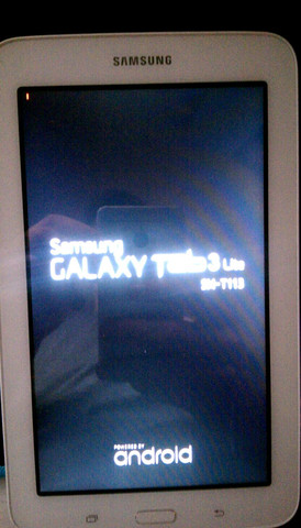 Samsung Ladebildschirm - (Handy, Smartphone, Samsung)
