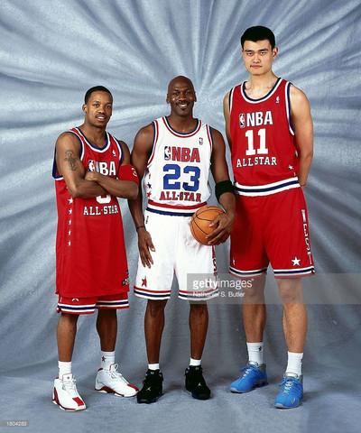 Yao - (Basketball, Körpergröße)
