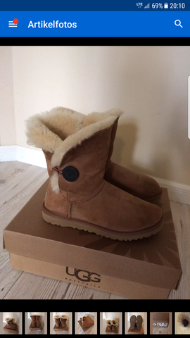 Uggboots - (Stiefel, uggboots)